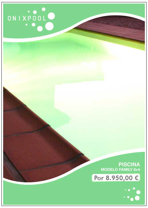 Oferta piscinas onixpool piscinas madrid piscinas for Piscinas online ofertas